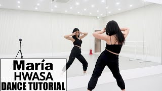 Gambar cover 화사 (Hwa Sa) - 마리아 (Maria) - Lisa Rhee Dance Tutorial