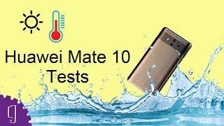 Huawei Mate 10 Heating & Waterproof Test thumbnail
