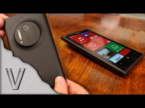 Nokia Lumia 1020 Review - 41 Megapixel! [Deutsch|German]