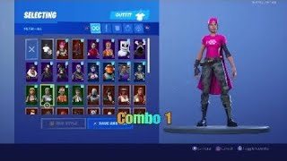 Fortnite Best Combos for the Marked Marauder Skin