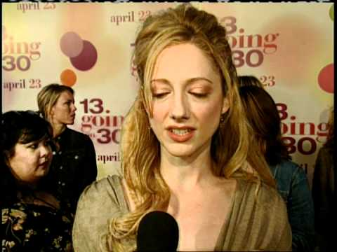 13 Going On 30 Premiere Interviews - Mark Ruffalo, Judy Greer, and Andy Serkis