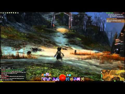 Guild Wars 2 - Harathi Hinterlands Vistas