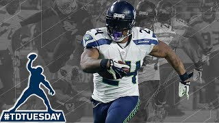 The Most Dominant Touchdown Runs in NFL History! | #TDTuesday | NFL Highlights