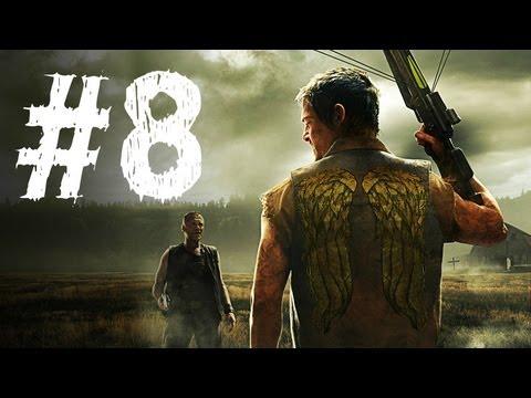 The Walking Dead Survival Instinct Gameplay Walkthrough Part 8 - Fireworks (Video Game)