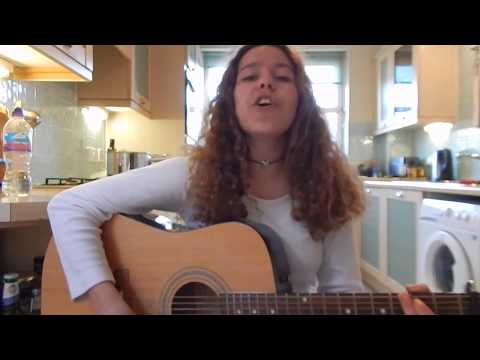 Adele - Set Fire To The Rain -- COVER by Pi