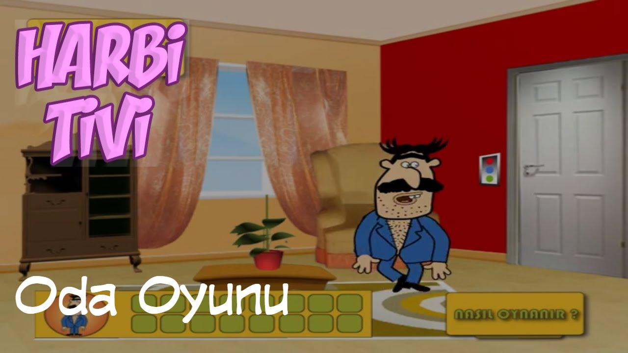 Harbi Tivi - Oda oyunu
