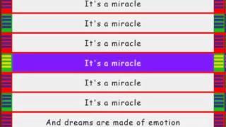 culture club its a miracle lyrics