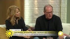 """Peter Haber: """"Jag tröttnar aldrig på Martin Beck"""" - Nyhetsmorgon (TV4)"""