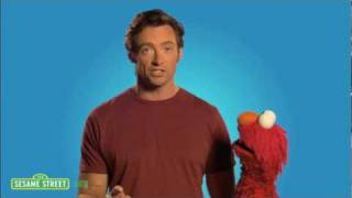Repeat youtube video Sesame Street: Hugh Jackman: Concentrate