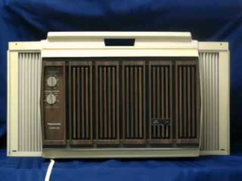Air Conditioner Condenser >> Kenmore Cool n Lite window air-conditioner - YouTube
