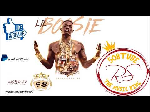 Boosie Badazz  - Say Round (NEW 2018)