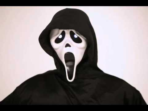 Scream Ghostface - Spirit Halloween - YouTube