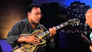 Video George Benson plays the blues over rhythm changes download MP3, 3GP, MP4, WEBM, AVI, FLV Januari 2018