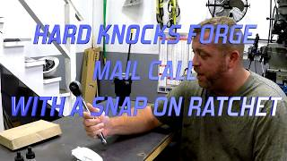 HARD KNOCKS FORGE MAIL CALL WITH SNAP ON thumbnail