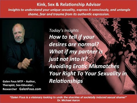 what is kink sex