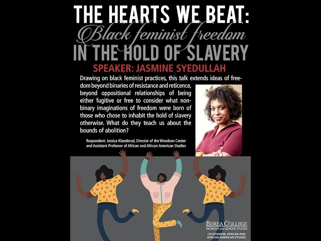The Hearts We Beat: Black Feminist Freedom in the Hold of Slavery