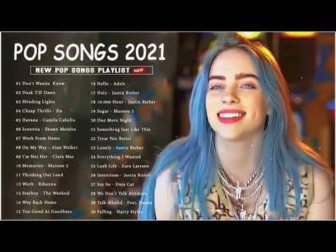 Download TOP 40 Songs of 2021 2022 (Best Hit Music Playlist) on Spotify