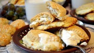 Сочники | Sochniki | Cheese Scones Recipe