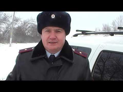 ДТП в Лаишевском районе (27.01.2020.)