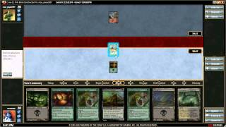 Theros Block Constructed: Black/Green vs. Mono Red Minotaurs