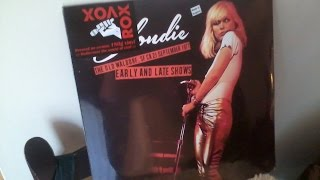 Blondie Live at the Old Waldorf in San Francisco in 1977 on vinyl