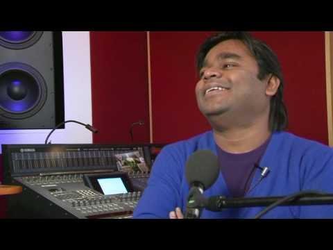 Slumdog Millionaire composer A R Rahman Interview - Alchemy Festival, Southbank Centre