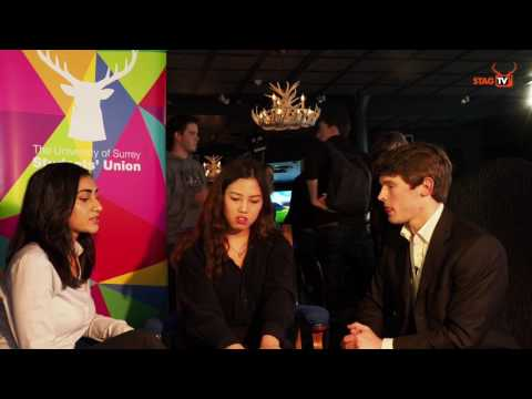 PolSoc and Incite Interview Nigel Spierts for President