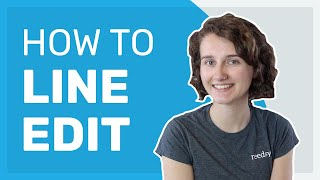How to Line Edit