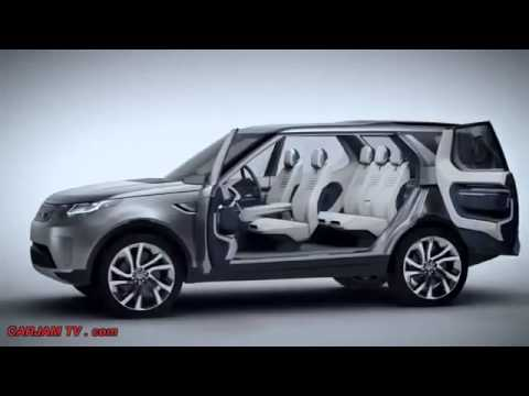 2017 Land Rover Discovery Lr4 Interior 7 Seater In Detail Vision Commercial Carjam Tv Hd