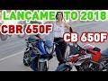 CB 650F CBR 650F 2018-Lançamento Oficial CB 650 F - O que mudou nas 650F da Honda| Mulheres de Moto