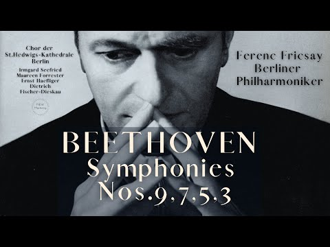 Beethoven - Symphony No.9 (reference recording : Ferenc Fricsay)