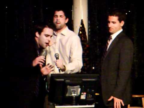Karaoke on the good ship Voyager