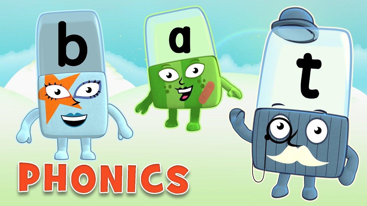 Alphablocks App - Learn ABC Phonics - Part 1 - video ...