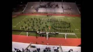 azle high school marching band 2009 area competition if the shoe fits