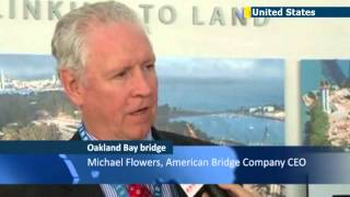 San Francisco Gets A New Landmark Bridge: World's Largest Self-anchored Suspension Bridge