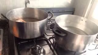 Jácqué Kasher, Vamos Cozinhar!! Kasherização Através Da Hag