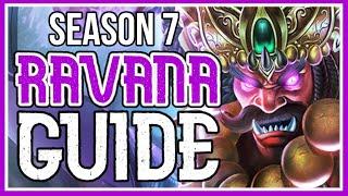 SMITE - The Complete Ravana Guide for Season 7 (Jungle)