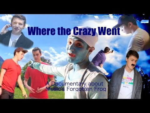 Where the Crazy Went: A Documentary about Music's Forgotten Frog