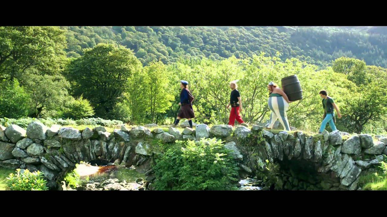 Astérix et Obélix : au service de Sa Majesté - Teaser
