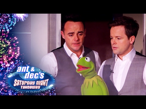 Muppet Mania In The Studio! - Saturday Night Takeaway