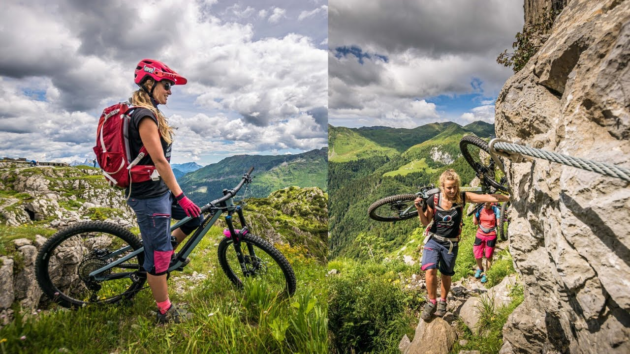 MOUNTAINBIKE NEUHEIT 2020 / CONWAY WME 427 / MTB FULL SUSPENSION / Vicis neues Bike / Girls Ride too