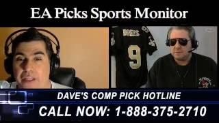 Seahawks vs. 49ers Free Pick From Dave Scandaliato NFL Pro Football EA Picks TV Show 1-19-2014