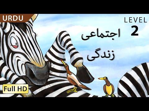 Zippy the Zebra: Learn Urdu with subtitles...