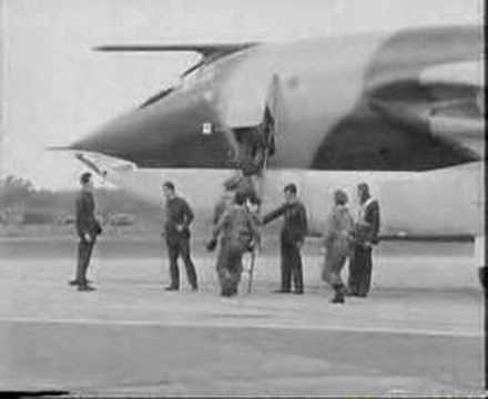 RAF Activity in East Anglia in the 1960s