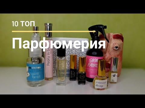 Лучшая парфюмерия года