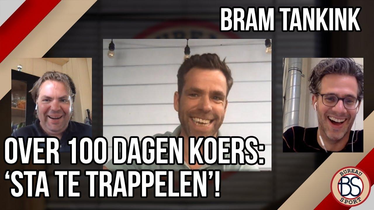 Bram Tankink: 'Roglic wint strijd met Dumoulin en Kruijswijk'