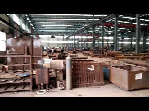 China Steel Structure Supplier