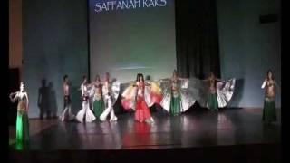 SAFFANAH RAKS- spektakl tańca orientalnego cz.9 Oriental Fantasy Thumbnail