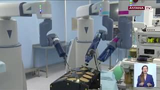 14 успешных операций провели отечественные хирурги при помощи роботов