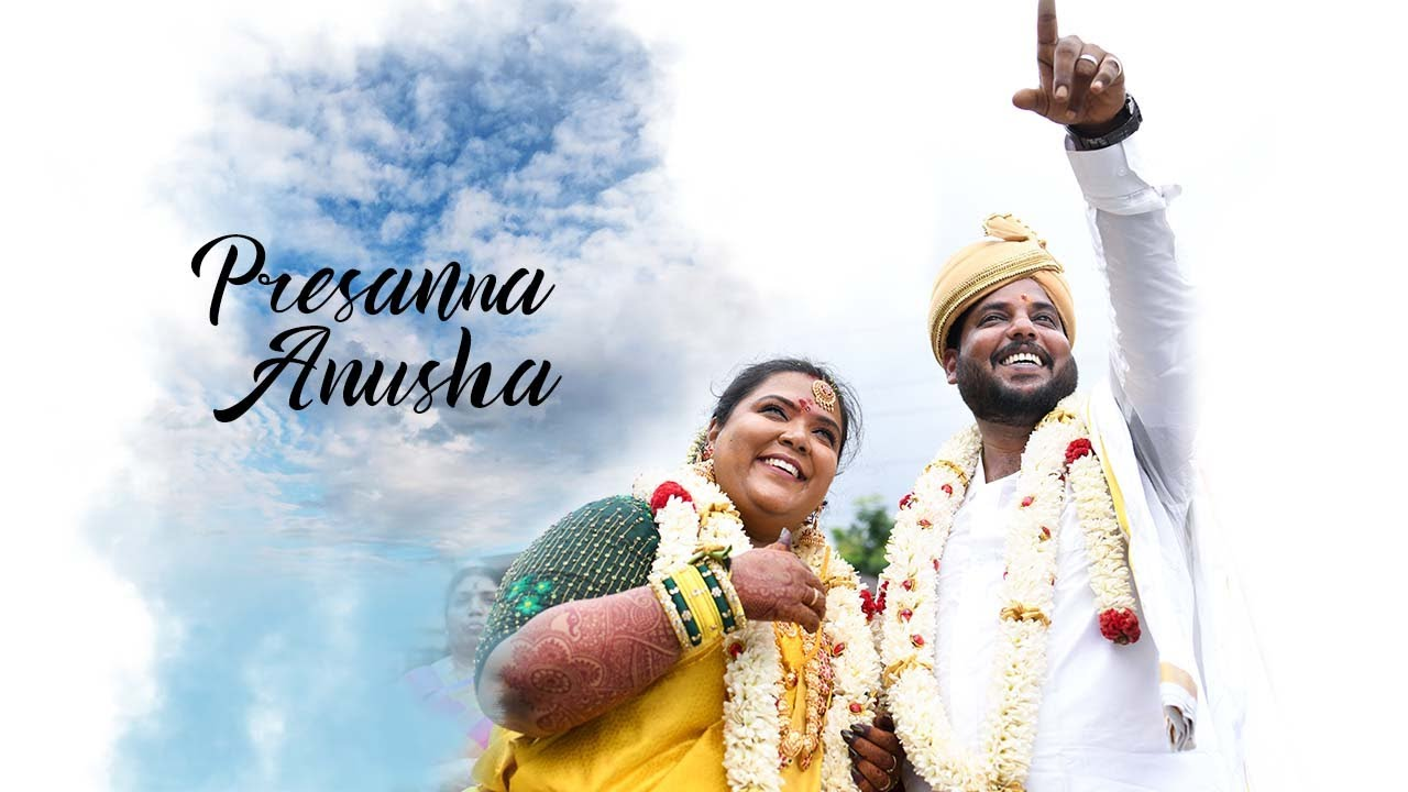 Prasanna + Anusha | Wedding Highlight | PR Studios | 2019
